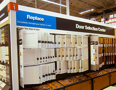 New Kitchen Showroom by The Home Depot