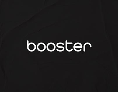 Booster - Social Media