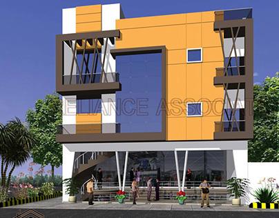 Commercial Project at Pakpattan Chowk Sahiwal