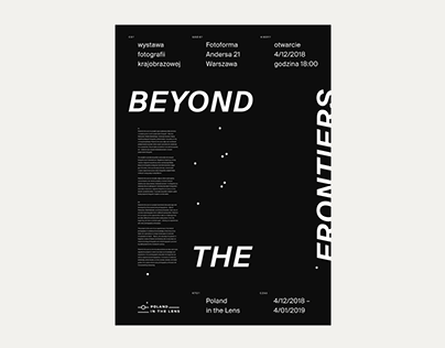 BEYONDTHE FRONTIERS exhibition