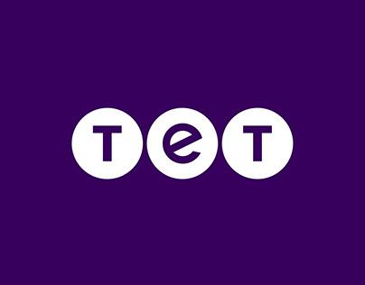 TET TV-Channel website