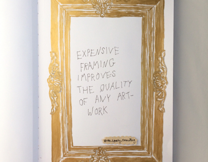 Expensive framing