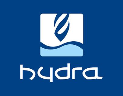 "Logo and CI for ""Hydra"" - wells drilled"