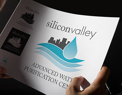 Silicon Valley Advanced Water Purification Center Logo