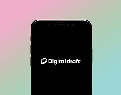 Brand Identity Design for Digital Draft