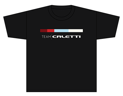 Team Caletti Standard Issue T-Shirt