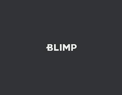 BLIMP UI/UX REDESIGN