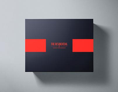 The Residential — Logo Design & Art Direction