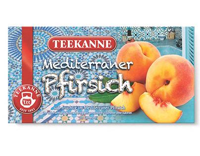 TEEKANNE | Mediterraner Pfirsich