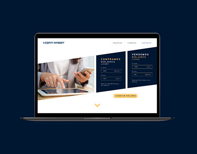 Certikredit - Web Design