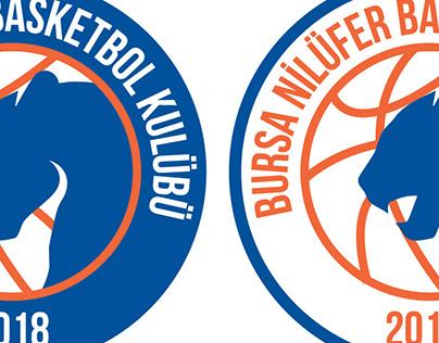Bursa Nilüfer Basketbol Kulübü Logo