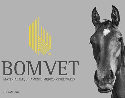 Bomvet Rebranding