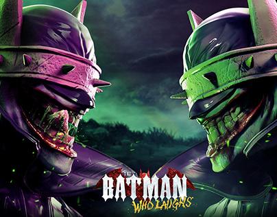 The Batman Who Laughs. Fanart.