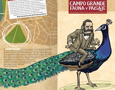 PROJECT: Adventure in Valladolid - Campo Grande