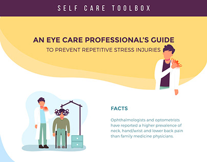 Eye Care Professional's Guide: Infographic