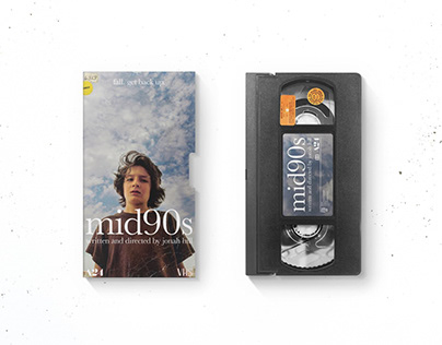 mid90s VHS