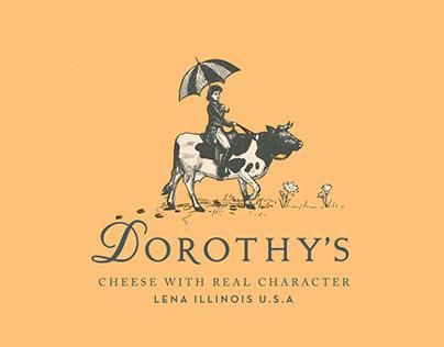 DOROTHY'S - BRANDING