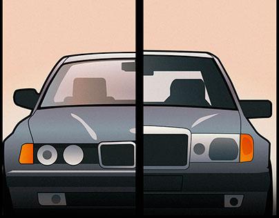 Modern Icons Car Series