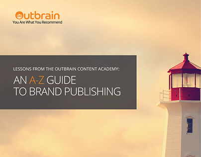 Outbrain // A-Z Guide