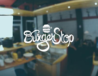 BurgerStop - CI & visual content creation