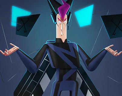 Multikino - Character Design