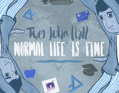 'Normal Life is Fine' Album Cover