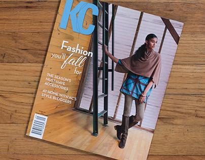 KC Magazine, October 2014