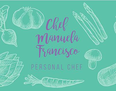 Chef Manuela Francisco