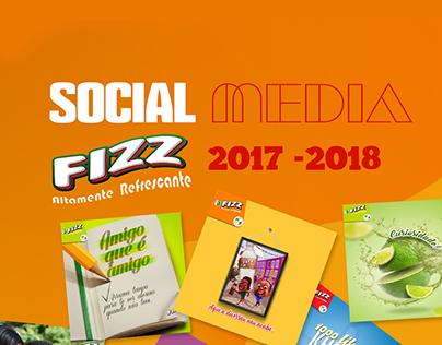 FIZZ | Social Media 2017-2018