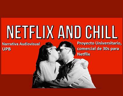 Comercial Netflix