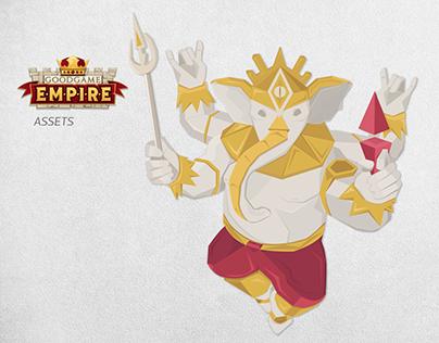 Empire Asset | GoodGames Studios