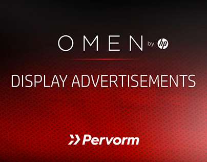 Omen by HP Display Advertisements