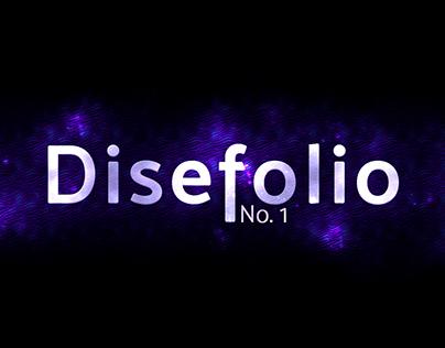 Disefolio No. 1
