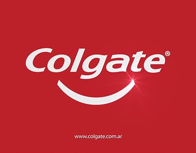 COLGATE - SHARE THE BLUE