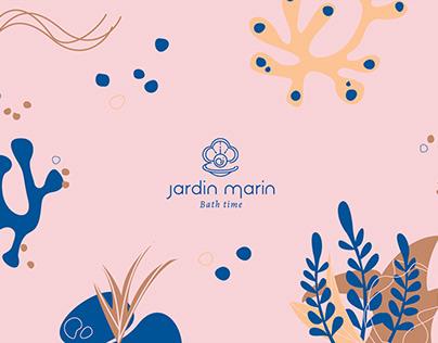 Jardin Marin - Produits de bain