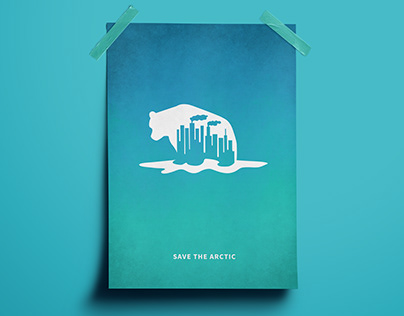 Save the Earth | poster series
