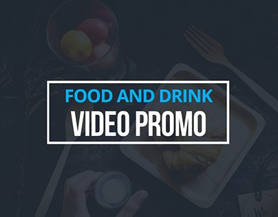 Food and Drink Video Promo Sample