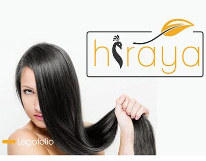 hiraya | Logo Identity
