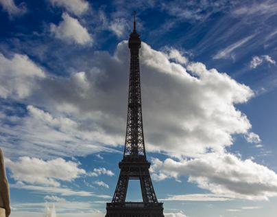 Paris as a foreigner