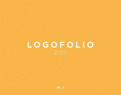 Logofolio 2020 / Part 1
