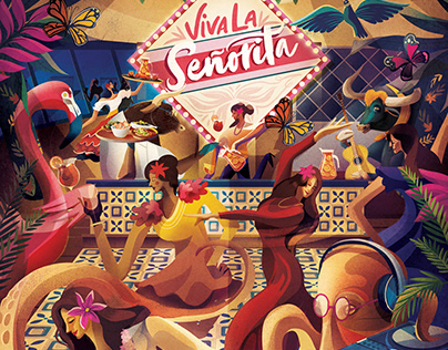 Casa De Tapas: Senoritas