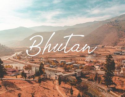 Kingdom of Bhutan (2017) - Photography