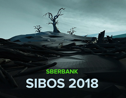 "Sberbank | SIBOS 2018 ""Green Place"""