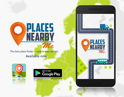 UI Places Nearby Me