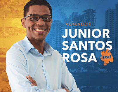 Campanha Política | Vereador Junior Santos Rosa