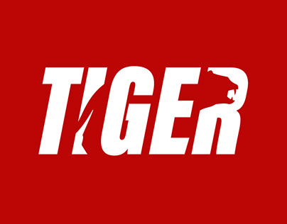 Tiger Sports Wear Logo