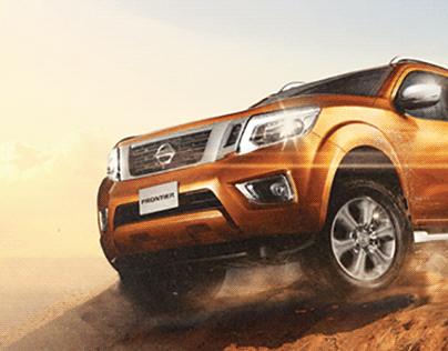 VENHA SER OFF-ROAD | Nissan Jangada