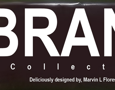 Brand Collection, by Marvin Flores