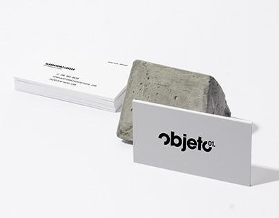 Objeto 01. | Visual Identity