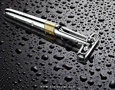 Mr Beard - Portable razor